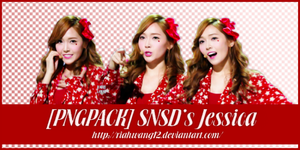 [PNGPACK/Render] SNSD's Jessica #6 by riahwang12