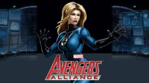 Invisible Woman by icequeen654123