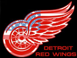 Red Wing Wallpaper by Carthoris