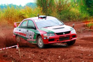 Rally Car Race by marketplus