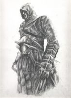 Asassin's Creed  Altair by sumoquan