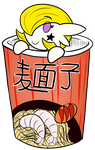 Cup Noodles by Lahis