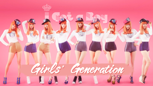 I Got a Boy Wallpaper HQ by CaeciliAndita