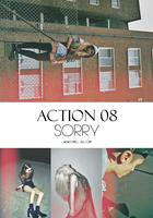 Action 08 - Sorry by WowisMel
