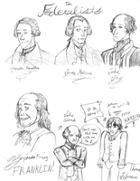 The Federalists by Dragonica93