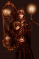 Marionette and Puppeteer by kenken-abu