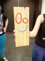 second best cosplay: Plank by tsurugikage