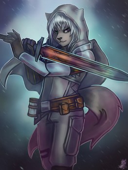 [Comm] Raise your blade by Zeitzbach