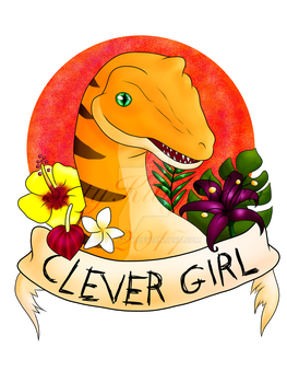 Clever Girl by bittykitty