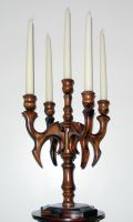 Chandelier gothique by Ja-ck