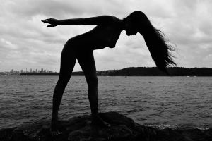 sensual silhouette by andre-j
