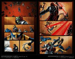 Astonishing Xmen Sequentials 1 by pochrzas