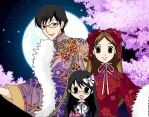 KyoyaXHaruhi-Family Picture by SisterStories