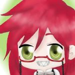 Grell icon by Stop-wasting-time