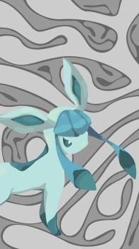 Glaceon by Bekaboo666