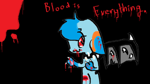 Blood Is Everything by pokemoneevee542