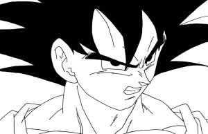 Goku Real Angry by sparten69r
