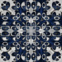 Lens effect pattern by jhantares