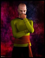 Evil Tos Picard by MotoTsume