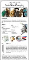 The Jeweller's Guide to Baisic Wire Wrapping by SRTolton
