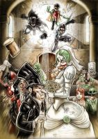 JOKER's wedding by Vinz-el-Tabanas