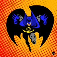 Love Letter to Norm Breyfogle by HappyBirthdayRoboto