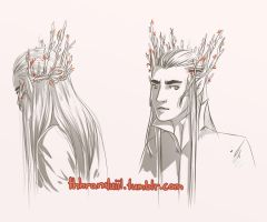 Thranduil. by jamm3rs