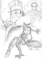 09232014 Gotham Villains by guinnessyde