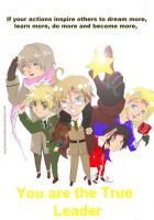 Follow The Leader - Hetalia by AuchanVriconella