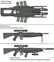 Military Weapon Variants 36 by Marksman104