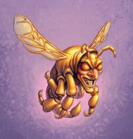 Buzzzz by bonvillain