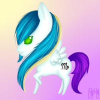 .:Pony Request - ArisuBlue:. by Ctykty