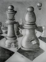 Chess Ville by yvonne-marry