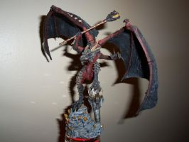 Dragon Figure by thypentacle