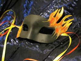 Ember Mask by ToTheMask