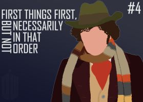 The 4th Doctor by acm1979