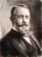 Henry-clay-frick-sketch by rickycolson