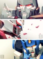 MTMTE: Paint by c0ralus