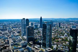 City Life - Frankfurt by Maci1702