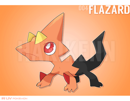 004 Flazard by harikenn