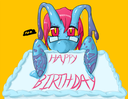 Happy Slugday by Untamezerg