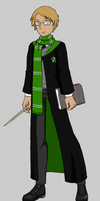 Damien Rodgers [Harry Potter OC] by DreamingHetalia101