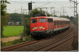 Old Soldier by shenanigan87