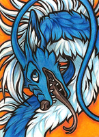 ACEO ElorenLeianor by CanisAlbus