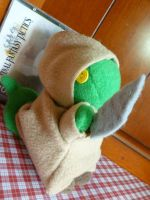 Tonberry Pocket Plushie by greenchylde