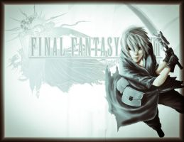Noctis FF versus XIII by Marshal91