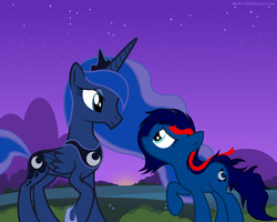 Princess Of The Night by Noah-x3