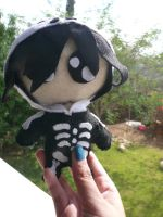 gerard skeleton pyjamas by galoveunicorns