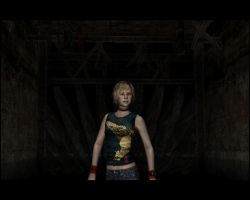Silent Hill 3 Heater Wallpaper by ParRafahell