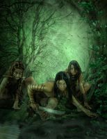 The Lost Tribe by gandolf67